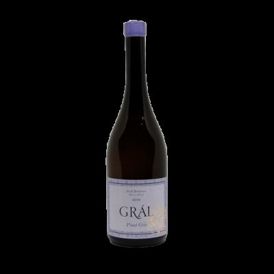 GRÁL<br>Pinot gris (szürkebarát)<br>2018<br>száraz