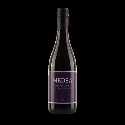 SÁNDORZSOLT<br>Medea száraz vörös<br>2018
